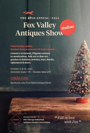 Fox Valley Antique Show 2020 VIRTUAL