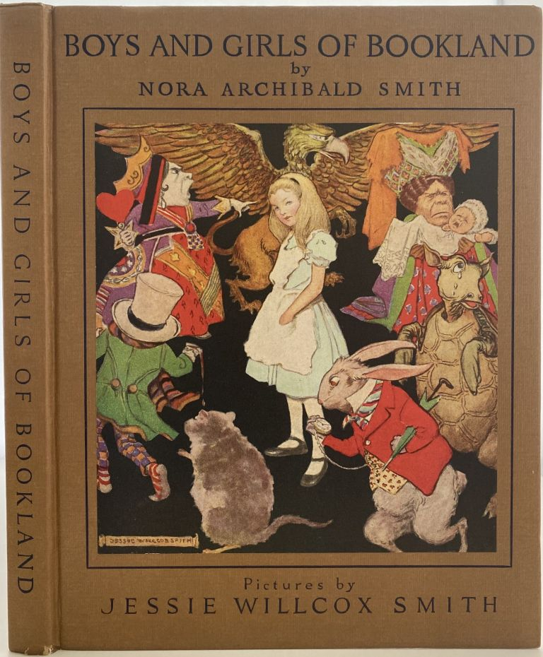 Boys and Girls of Bookland. Nora Archibald SMITH.
