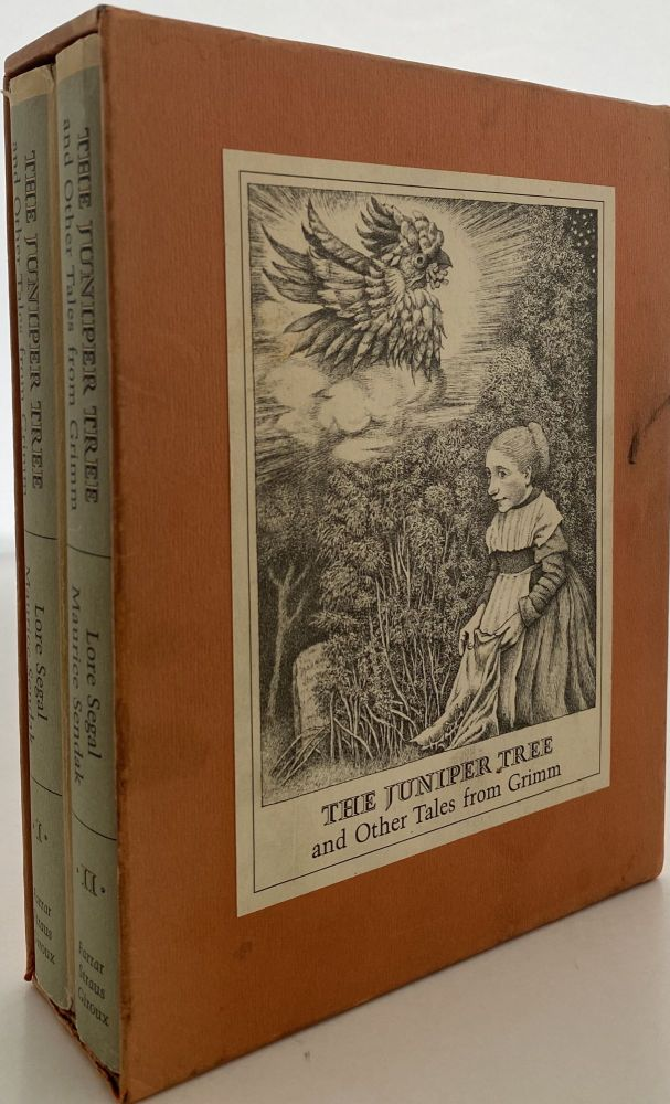 The Juniper Tree and Other Tales from Grimm, Selected by Lore Segal and Maurice Sendak. Translated by Lore Segal, With four tales translated by Randall Jarrell. Jacob Ludwig Karl, Wilhelm Carl.