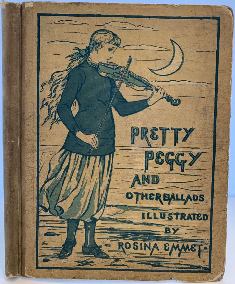 Pretty Peggy and Other Ballads. Scottish Folk Song ANONYMOUS.