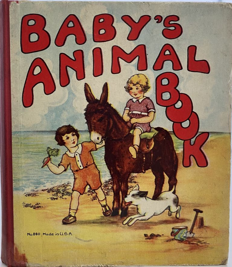 Baby's Animal Book, No. 860. EULALIE.