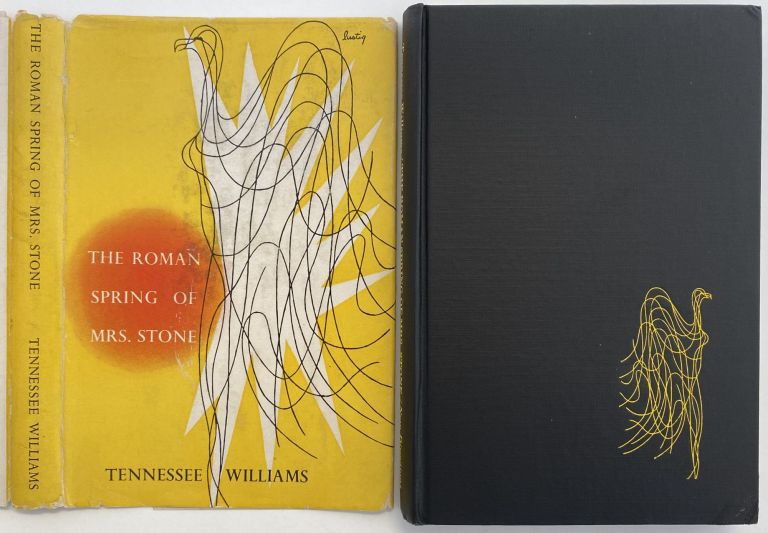 The Roman Spring of Mrs. Stone. Tennessee WILLIAMS.