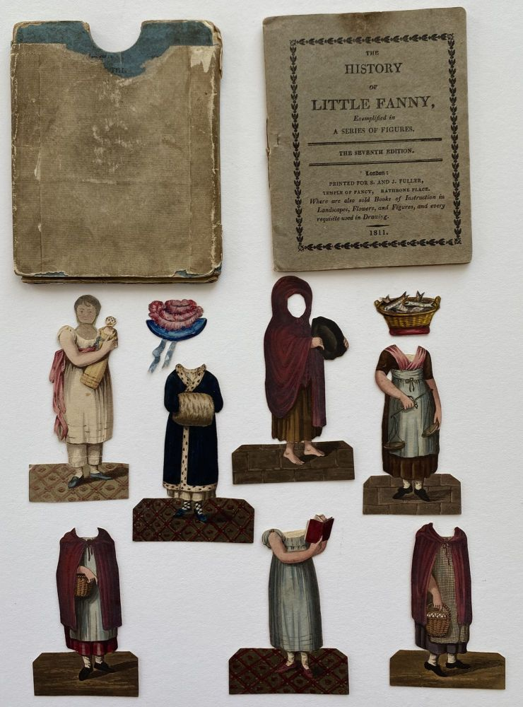 The History of Little Fanny, Exemplified in a Series of Figures, Seventh Edition. ANONYMOUS, Amelia TROWARD GIRDLESTONE, Mary Lousia COLVILLE.