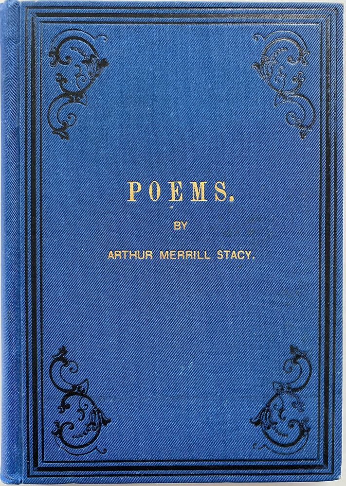 The Miser's Dream and Other Poems. Arthur Merrill STACY.
