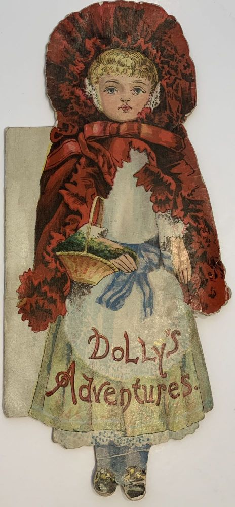 Dolly's Adventures. ANONYMOUS.