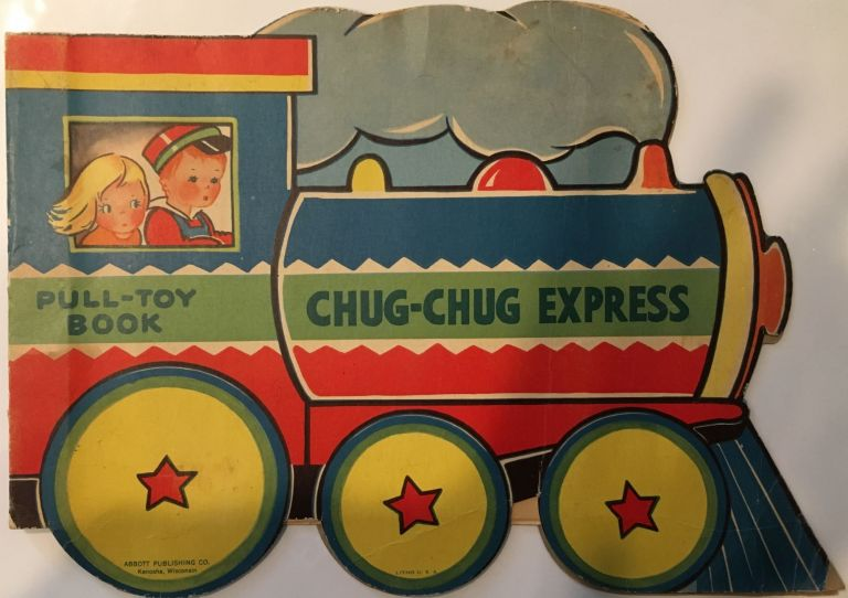The Chug-Chug Express. ANONYMOUS.