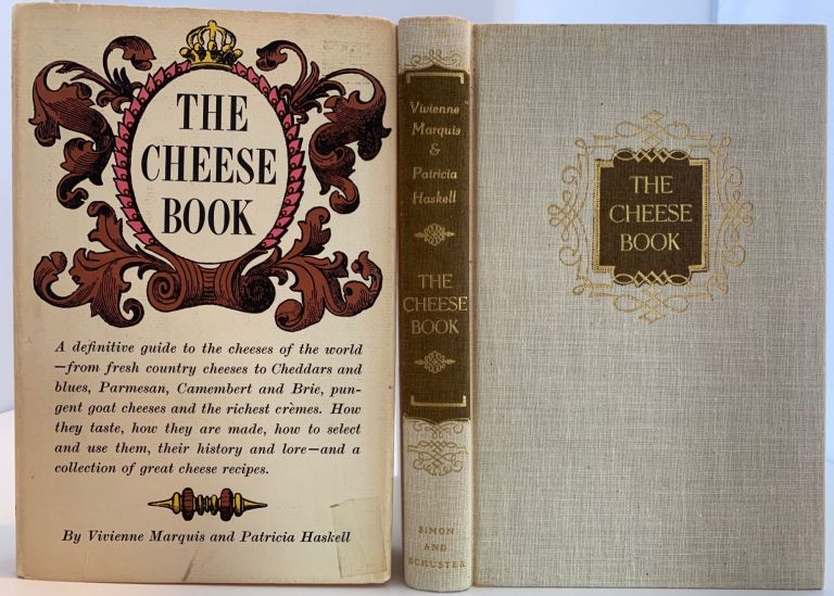 The Cheese Book. Vivienne MARQUIS, Patricia HASKELL.