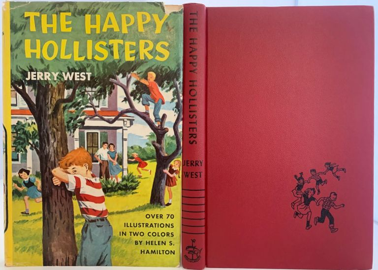 The Happy Hollisters, The Happy Hollisters Series of Books. Jerry WEST.