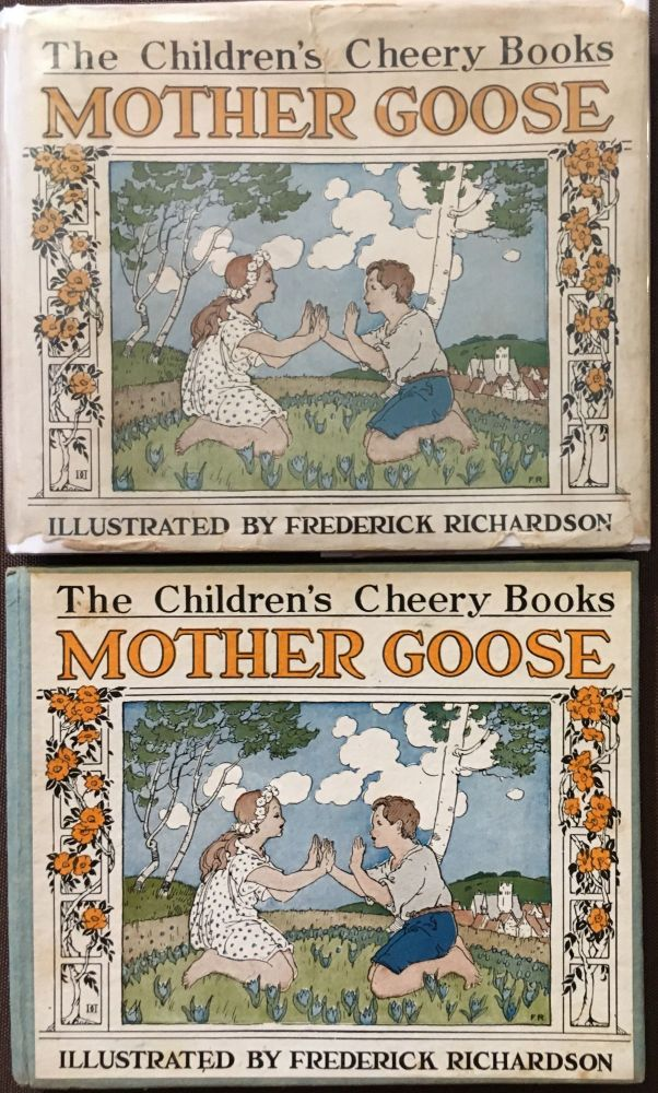 Mother Goose Rhymes and Jingles, The Children's Cheery Books