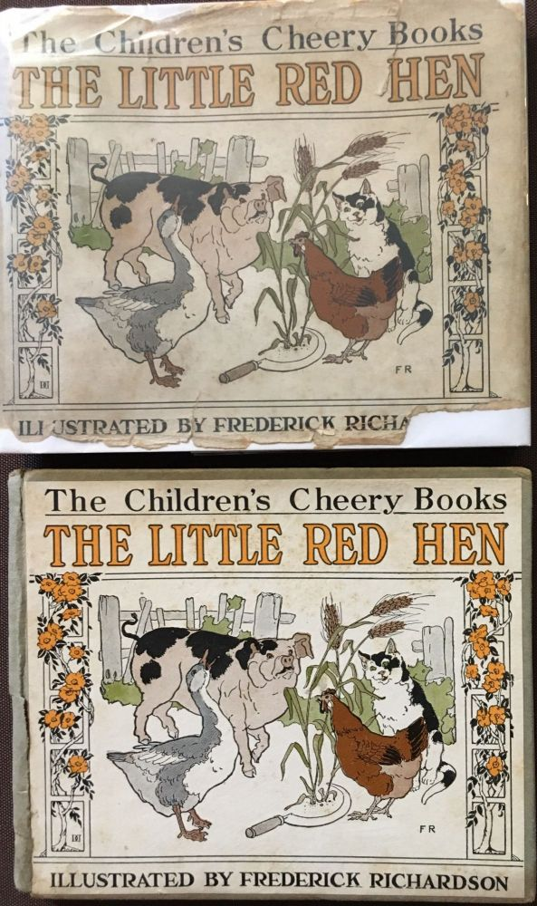 The Little Red Hen: Henny Penny, The Children's Cheery Books