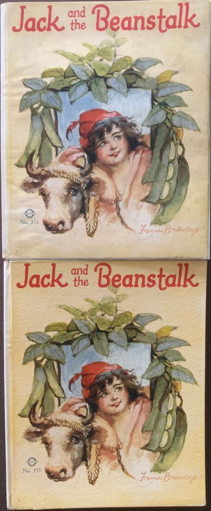 Jack and the Beanstalk, An Old English Folk Tale