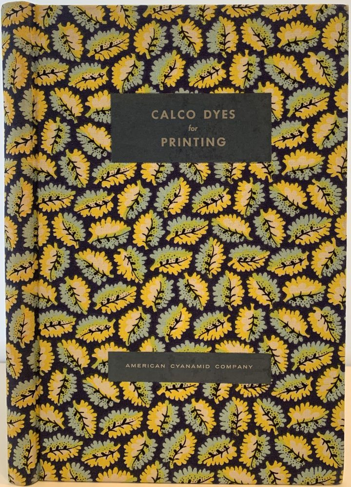Calico Dyes for Printing. R. D. GREENE.