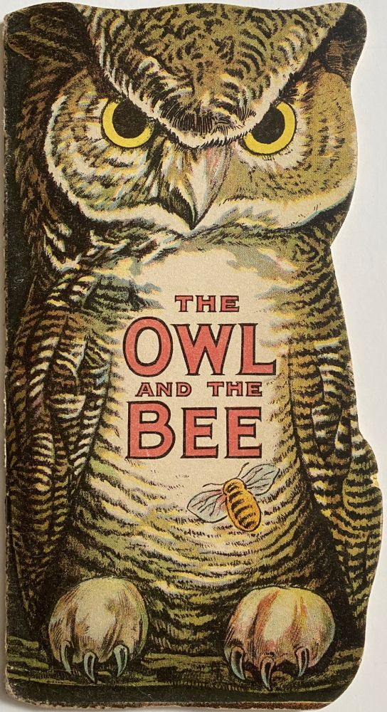 The Owl and the Bee, Saalfield's Cut Out Picture Books