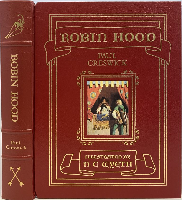 Robin Hood, Collector's Edition. Paul CRESWICK.