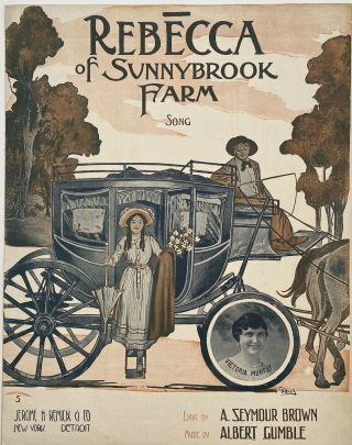 Rebecca of Sunny-Brook Farm. Seymour BROWN