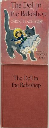The Doll in the Bakeshop. Carol Beach YORK