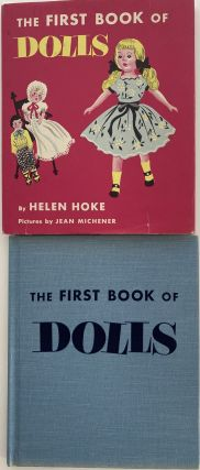 The First Book of Dolls. Helen HOKE