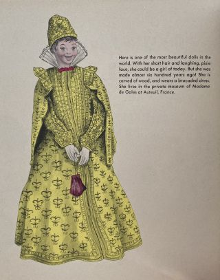 The First Book of Dolls