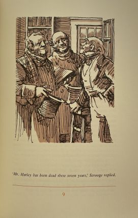 A Charles Dickens Christmas: A Christmas Carol, The Chimes, The Cricket on the Hearth