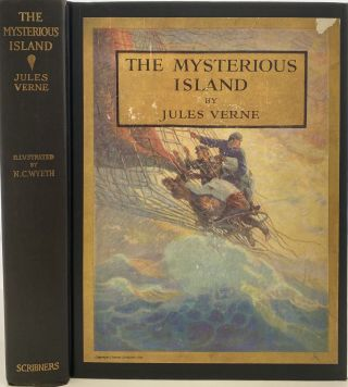The Mysterious Island. Jules VERNE