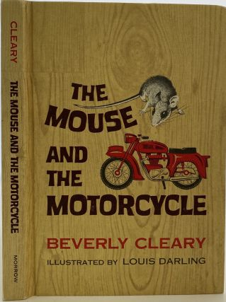 Weekly Reader Children's Book Club presents, The Mouse and the Motorcycle. Beverly CLEARY