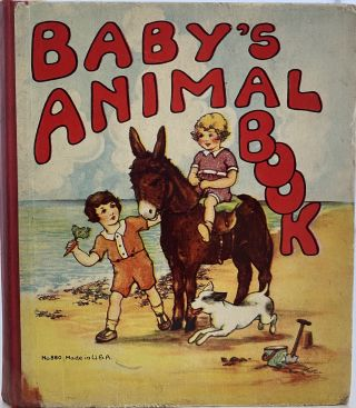 Baby's Animal Book, No. 860. EULALIE