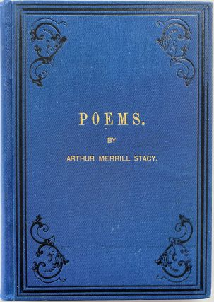 The Miser's Dream and Other Poems. Arthur Merrill STACY