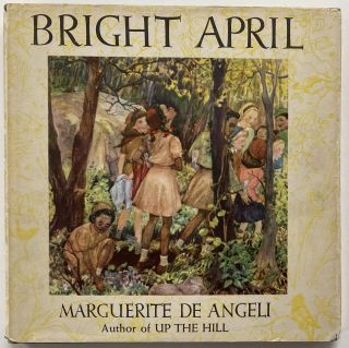 Bright April. Marguerite DE ANGELI