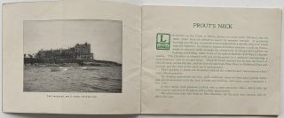 The Checkley, Prout's Neck, Maine, Open for the Season June 20, 1907