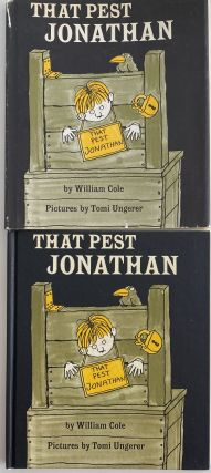 That Pest Jonathan. William COLE