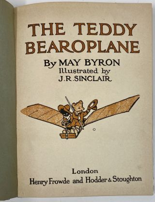 The Teddy Bearoplane