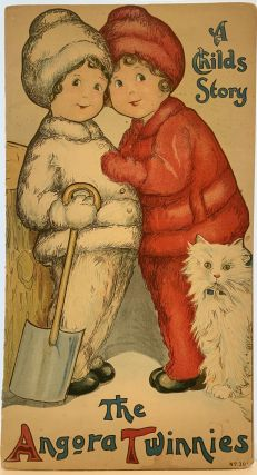 The Angora Twinnies, A Child's Story. Margaret Evans PRICE