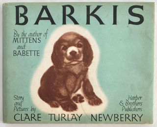 Barkis. Clare Turlay NEWBERRY