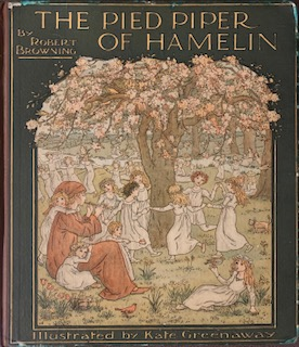 The Pied Piper of Hamlin. Robert BROWNING