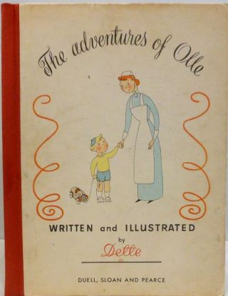 The Adventures of Olle. DETTE, Kirsten Keiller