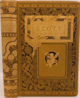 The Poetical Works of Sir Walter Scott, with LIfe. Sir Walter SCOTT, William CHAMBERS.