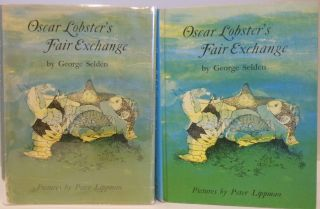 Oscar Lobster's Fair Exchange. George SELDEN