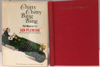 Chitty Chitty Bang Bang. The Magical Car. Ian FLEMING