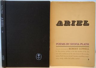 Ariel. Sylvia PLATH, introduction, Robert LOWELL