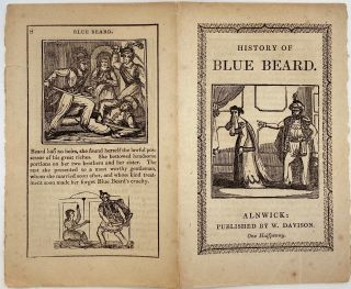 History of Blue Beard. ANONYMOUS