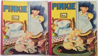 Pinkie, The Piggy Who Never Hurried. Lydia SCOTT