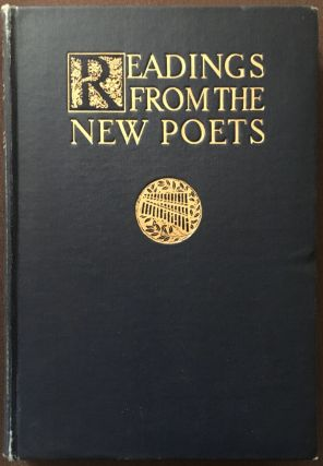 Readings From the New Poets. William Webster ELLSWORTH