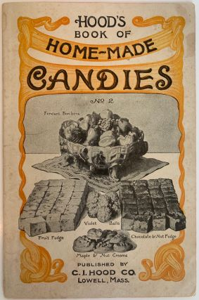 Hood's Book of Home-Made Candies, No. 2