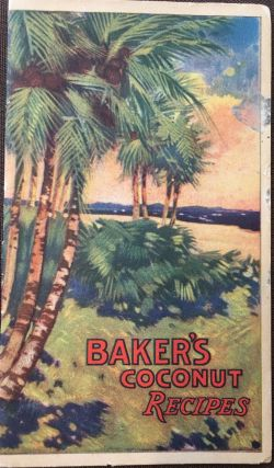 Baker's Coconut Recipes