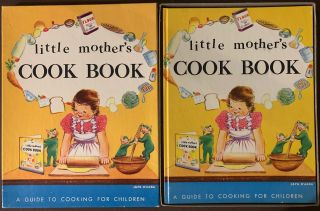 Little Mother's Cook Book. Lon AMICK