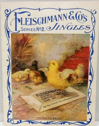 Fleischmann & Co.'s Jingles, Series No. 2. ANONYMOUS
