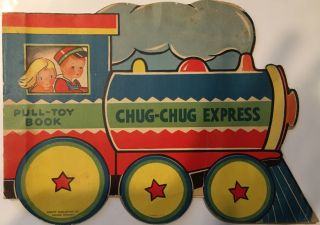 The Chug-Chug Express. ANONYMOUS