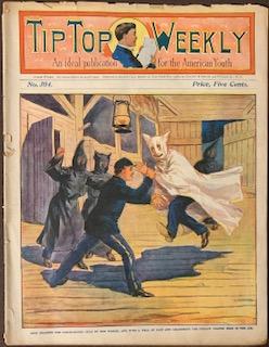Tip Top Weekly. An ideal publication for the American Youth, February 8, 1902, No. 304; Dick...