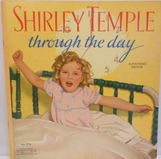 Shirley Temple through the day, No. 1716. ANONYMOUS