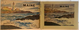 Picture Book of Maine. Bernadine BAILEY